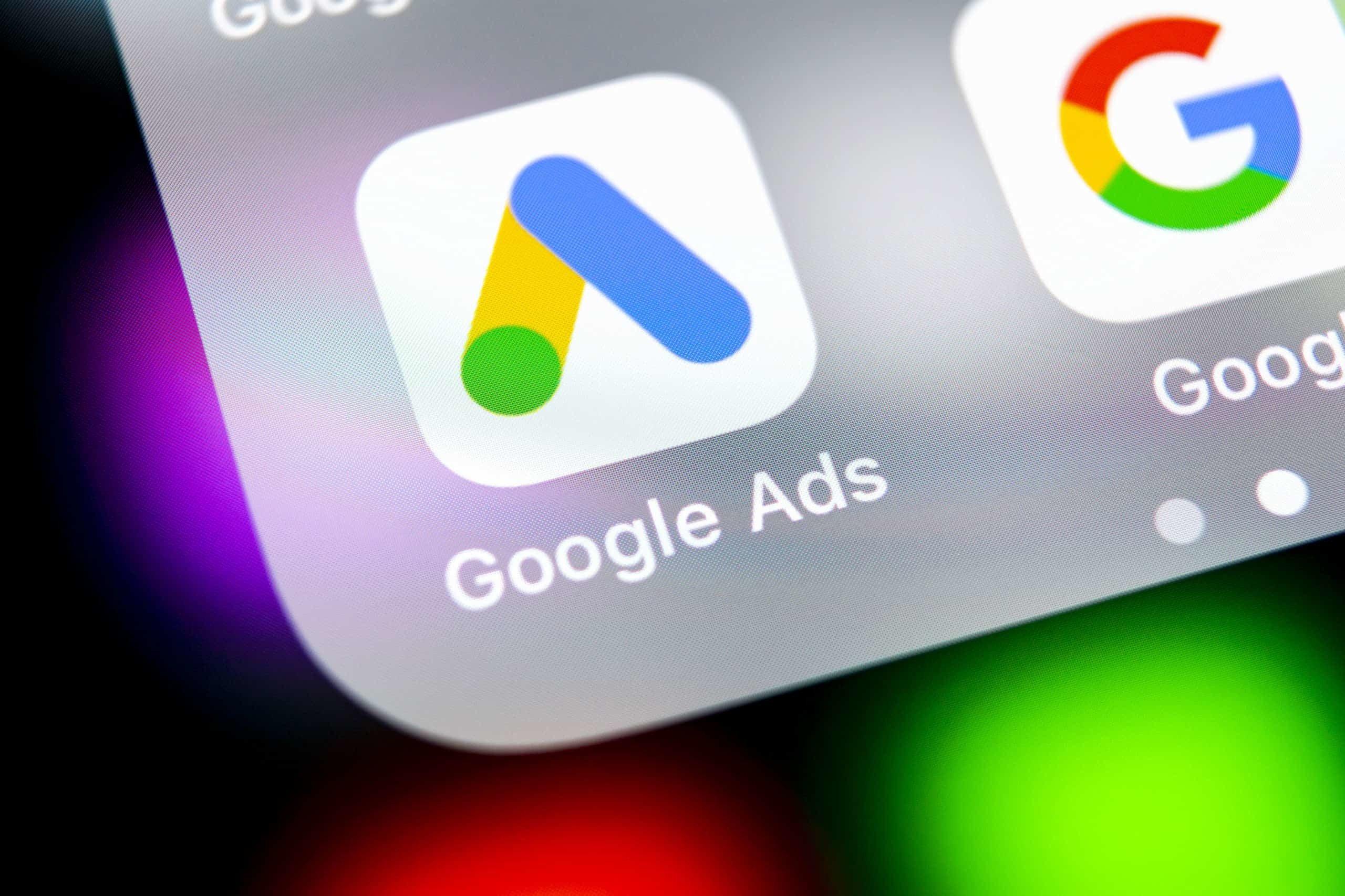Google ads bureau københavn